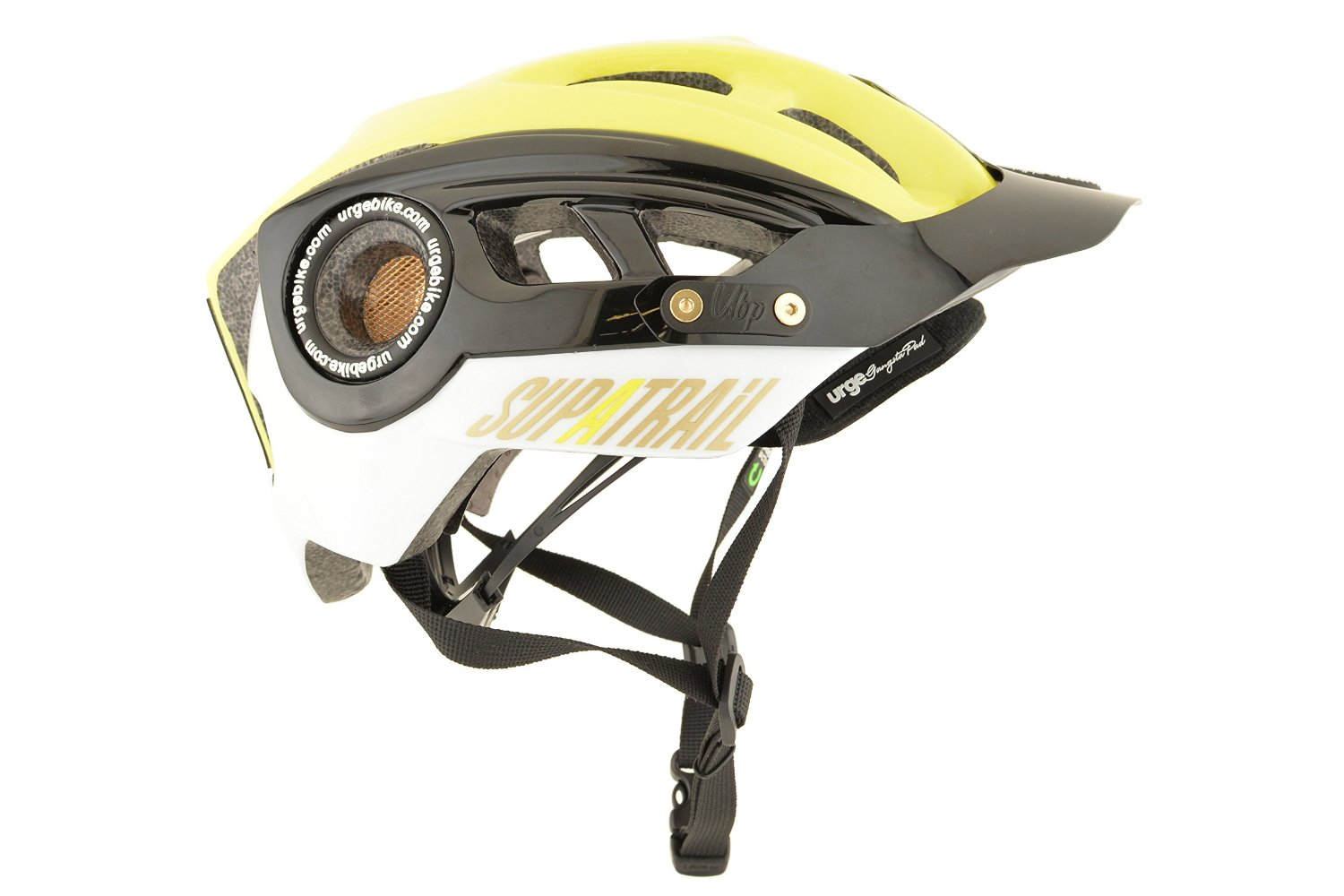 Yellow Urge Bike Products Bicycle Helmets